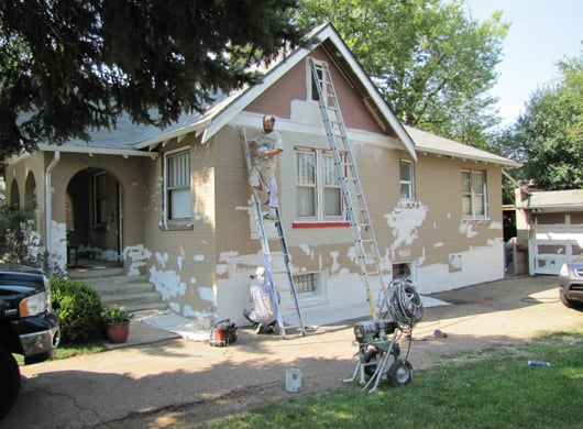 Exterior Home Painters Colorado Springs